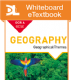 OCR A GCSE Geography: Geographical Themes Whiteboard [S]..[1 year subscription]